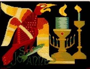 St. John kneeler