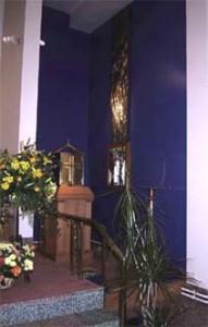 Sacrament Chapel, St Leo's